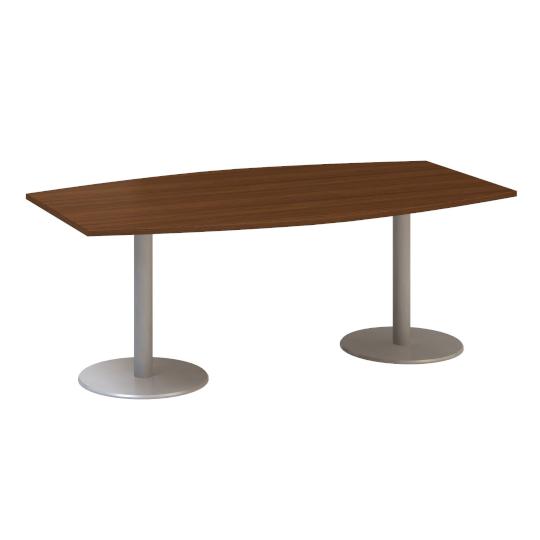 FA400 Konferenční stůl soudek 2000x1100/800mm