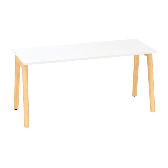 Kancelářský stůl ROOT, 1600x800mm, bílá