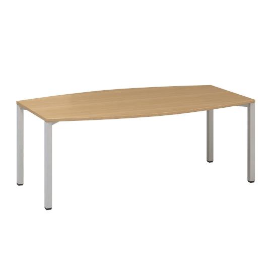 FA420 Konferenční stůl soudek 2000x1100/800mm