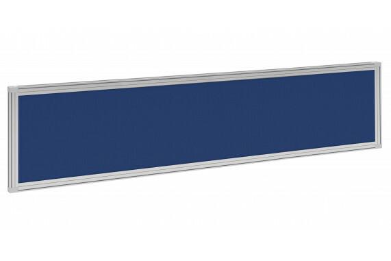 Paraván čalouněný stolní 1200x370mm