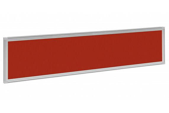 Paraván čalouněný stolní 1400x370mm - napichovací vrstva