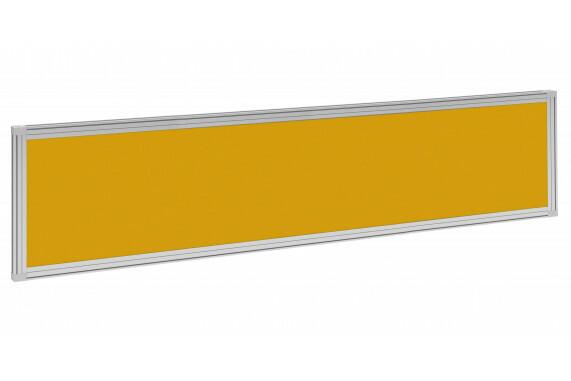 Paraván čalouněný stolní 1600x370mm - napichovací vrstva