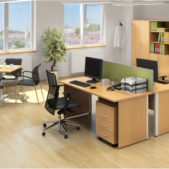 Kancelářský stůl FA100, 1200x800mm
