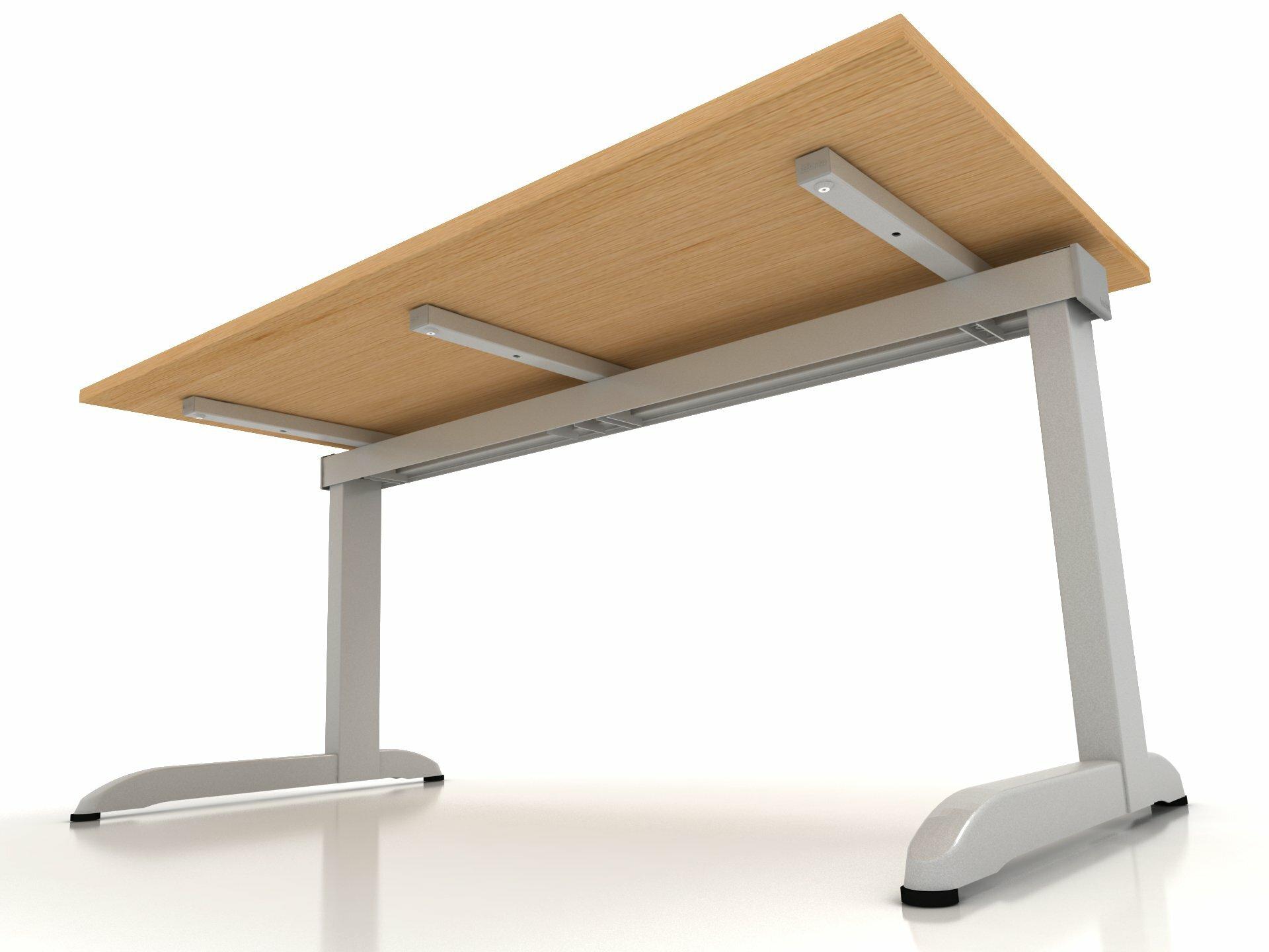 Kancelářský stůl FA300, levý, rohový 1800/450x1200/800mm