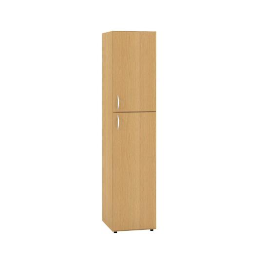 Skříň s dveřmi 400x470x1780mm, dveře pravé dělené