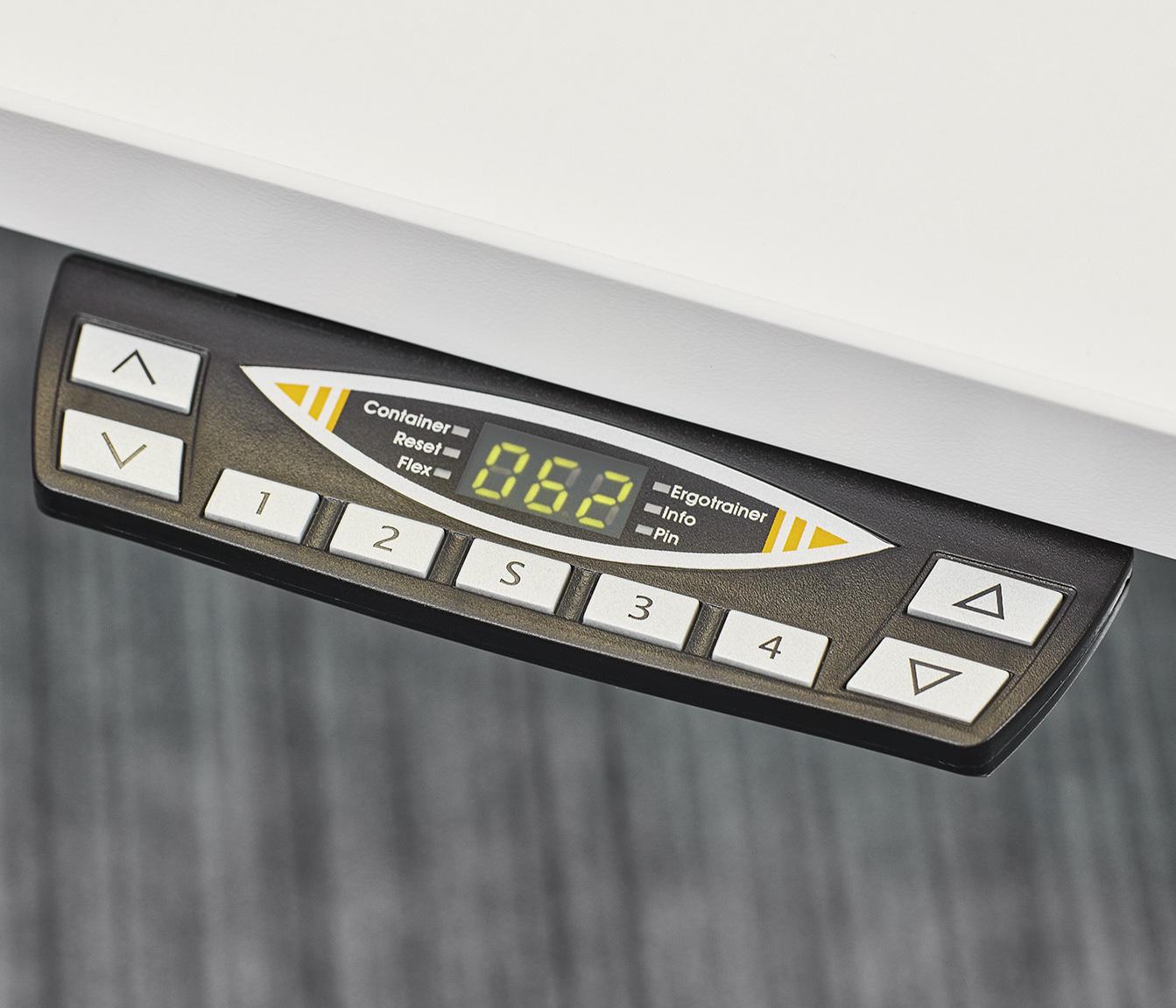 FA UP ovládací panel s displejem a pamětí