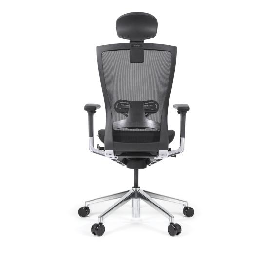 Kancelářská židle SIDIZ, kříž alu