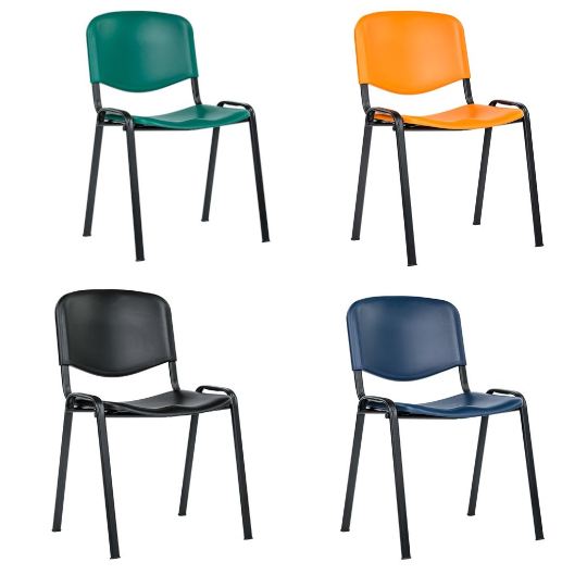 Plastová jednací židle TAURUS PN