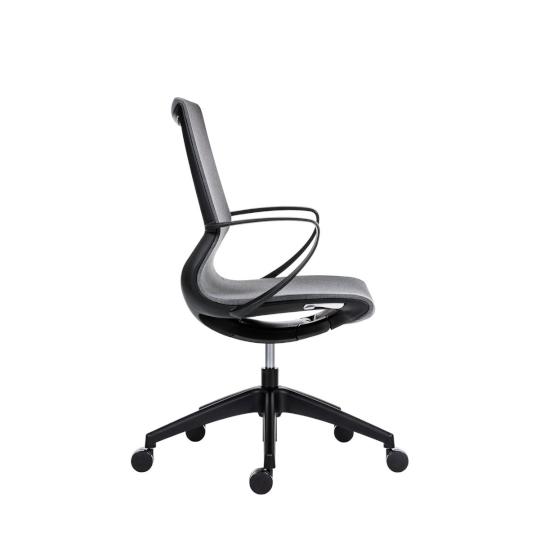 Kancelářská židle VISION Black
